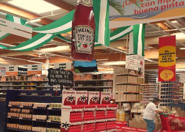 Productos de Kraft Heinz en Alcampo