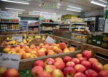 Nudge, el supermercado con el layout saludable