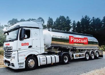 Pascual presenta resultados de 2019