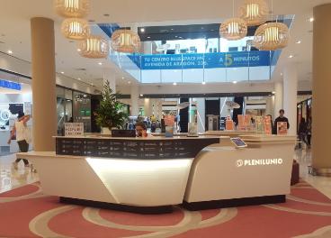 Centro comercial Plenilunio, de Klépierre