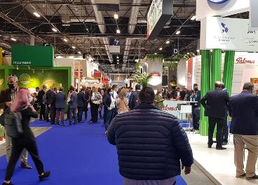 Luis Planas inaugura Fruit Attraction 2021