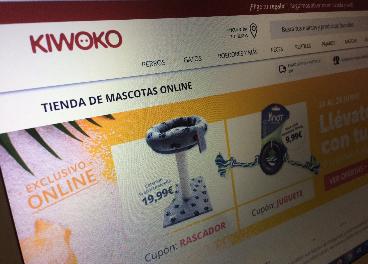 Tienda online de Kiwoko