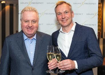 Pere Ferrer y Andreas Brokemper