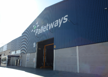 Palletways instalaciones