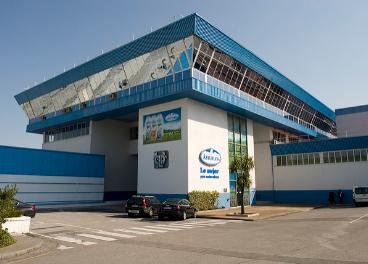 Instalaciones Central Lechera Asturiana