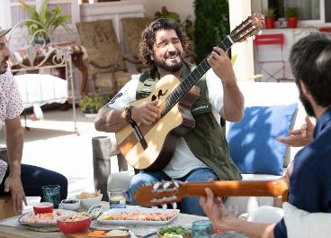 Canción Pescanova y Antonio Orozco