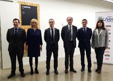Miembros de la dirección de Uvesco