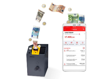 Prosegur Cash y Santander lanzan Cash Today