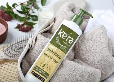 Nuevo Soft champú Kéra Science de Carrefour