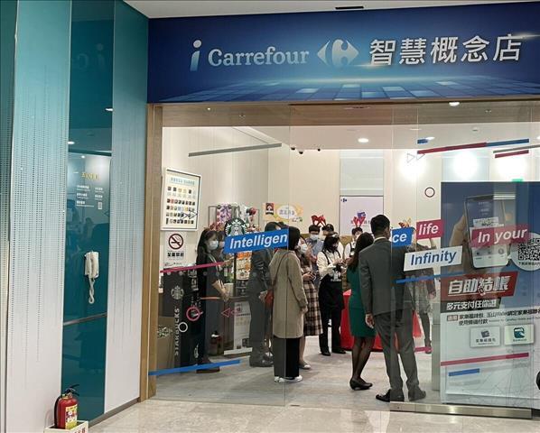 iCarrefour, nuevo formato de conveniencia de Carrefour