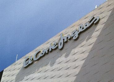 Edificio de El Corte Inglés en Goya (Madrid)