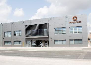 Oficinas centrales de Importaco