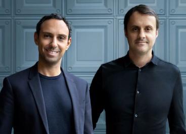 Thierry Petit y David Dayan, de Showroomprivé