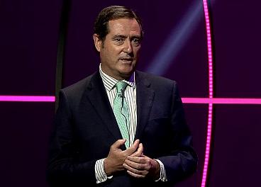 Antonio Garamendi, de CEOE