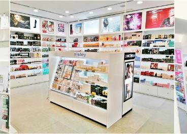 Interior Perfumerías Avenida