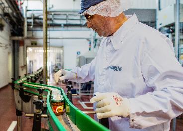 Fábrica de Miajadas de Nestlé