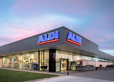 Tienda de Aldi