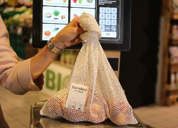 Nueva malla de algodón de Carrefour