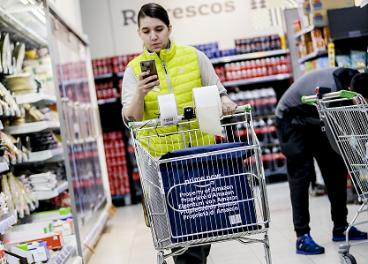 La alianza de DIA y Amazon llega a Cádiz