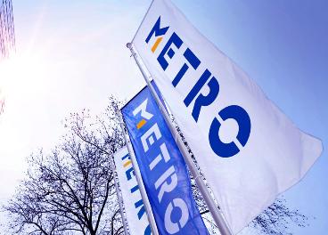 Banderas de Metro