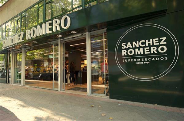 Nuevo concepto de tienda de Sánchez Romero