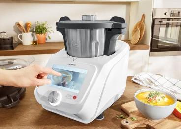 Robot Monsieur Cuisine Connect, de Lidl