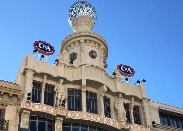 Tienda C6A Calle Pelayo (Barcelona)
