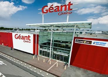Hipermercado Géant de Casino