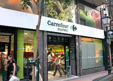 Carrefour Express de Madrid