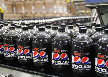 Pepsico, con subidas de doble dígito