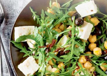 Plato de legumbres bio de Vegetalia