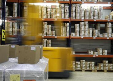 La mensajería y paquetería crece un 4%