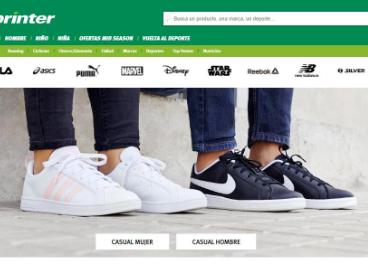 Tienda online de Sprinter