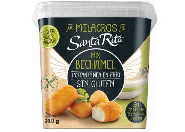 Santa Rita Harinas lanza nuevos productos