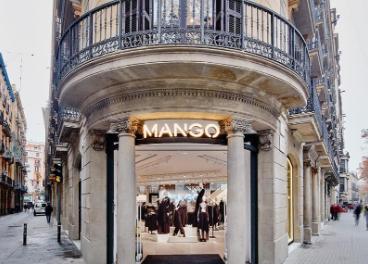 Tienda Mango Barcelona