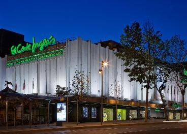 Tienda de El Corte Inglés en Serrano (Madrid)