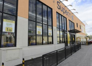 Tienda de Supeco (Carrefour)