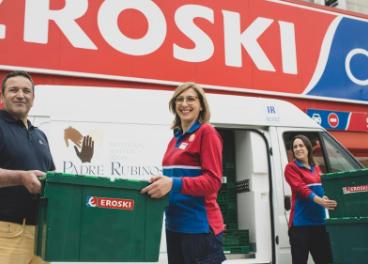 Donación Vegalsa-Eroski