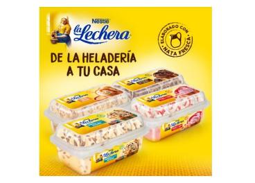 La Lechera helados
