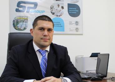 Francisco Bernal, CEO de SP Group