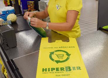 Nueva bolsa sostenible de Hiperber