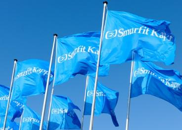 Banderas de Smurfit Kappa