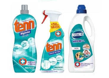 Nuevos productos de Tenn y Neutrex
