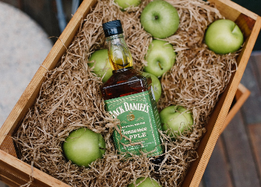 Jack Daniel's Apple intenta conquistar el tardeo