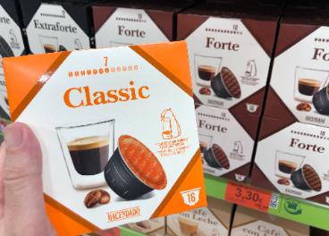 Cápsulas de café en Mercadona