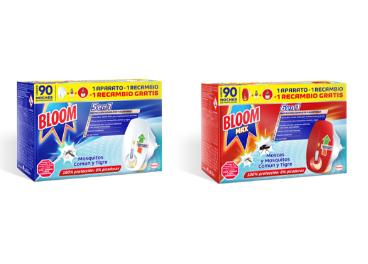 Bloom (Henkel) relanza insecticidas elétricos