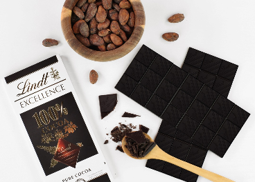 Lindt Excellence 100% Cacao