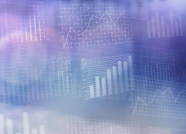 Gráficos de resultados de empresas