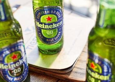 Cerveza sin alcohol Heineken 0,0