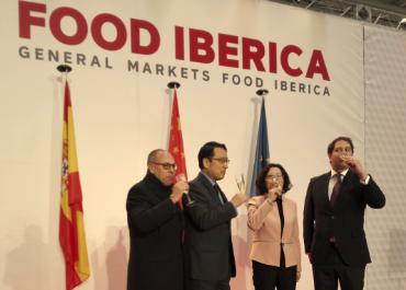 GM Food Ibérica inaugura el almacén de Torrejón